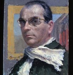Autoritratto di Mario Borgiotti