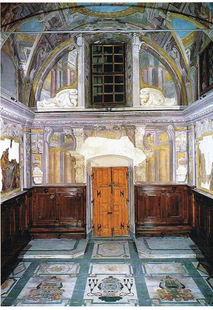 Restauro Oratorio di San Ranieri Livorno 01