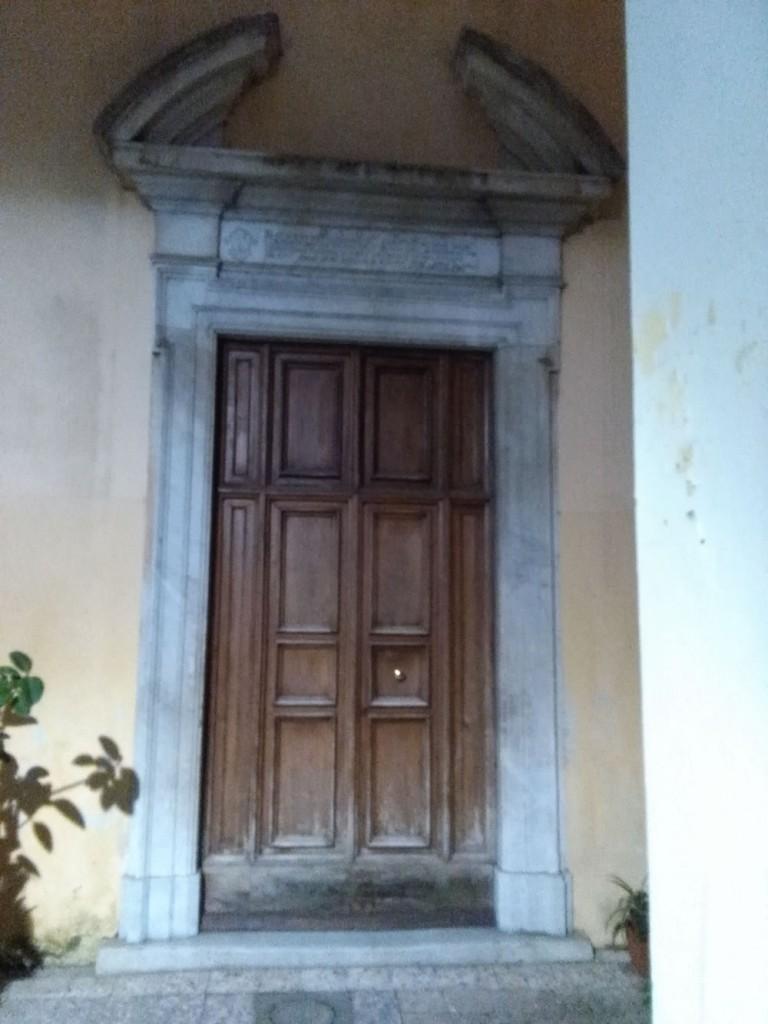 Restauro Oratorio di San Ranieri Livorno 05
