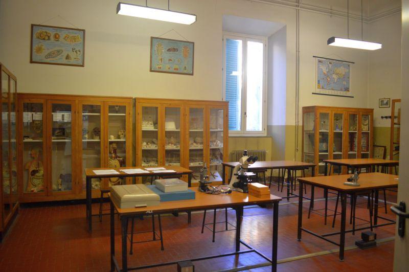 Il Laboratorio intitolato a Razzauti presso il Liceo Classico