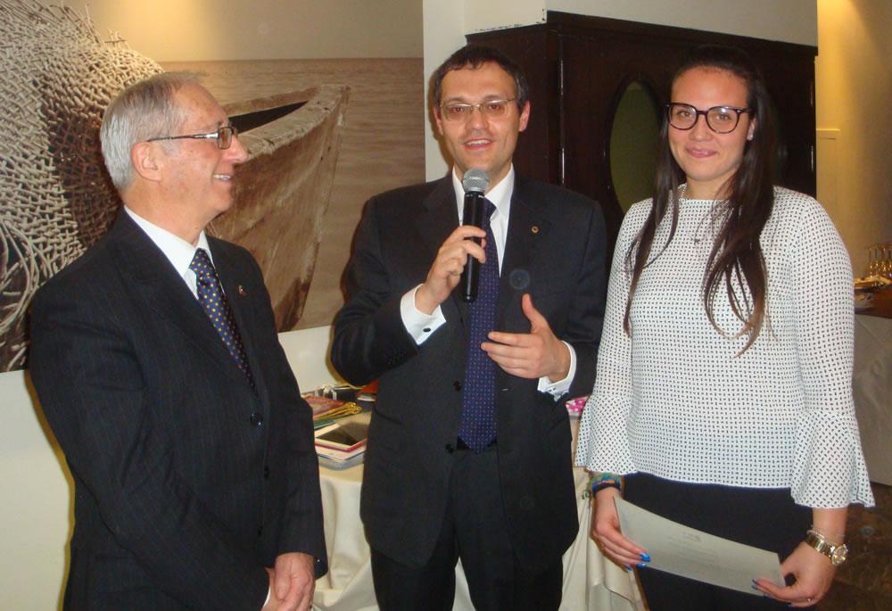 Giorgia Pietrini - Lions Club Livorno Host