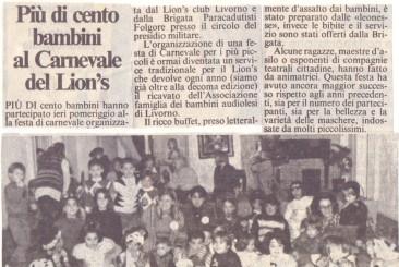 1995 carnevale